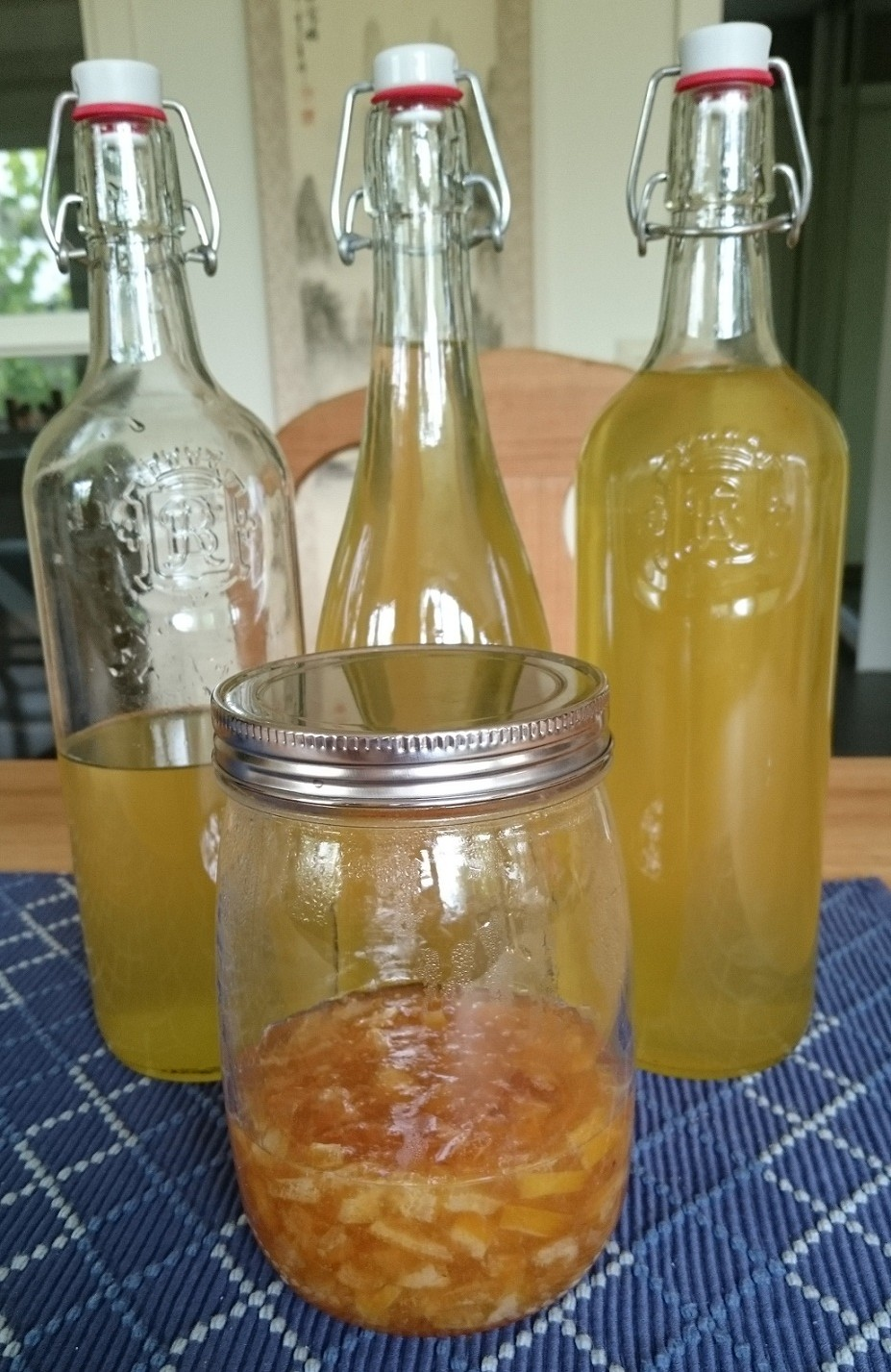 Citronmarmelad